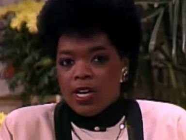 Oprah Reveals Her 1st Audition Tape
