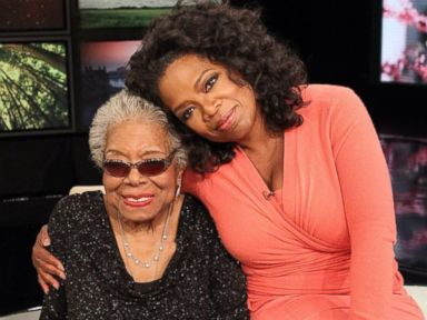 Oprah Winfrey Remembers Maya Angelou