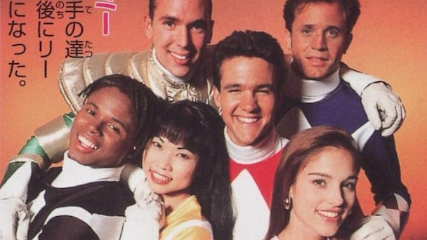Original mighty morphin power rangers