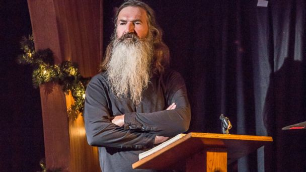 HT phil robertson jef 131223 16x9 608 Phil Robertson Defends Anti Gay Comments: All I Did Was Quote From the Scriptures