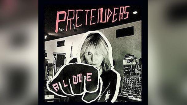 """PHOTO: Pretenders - """"Alone"""""""