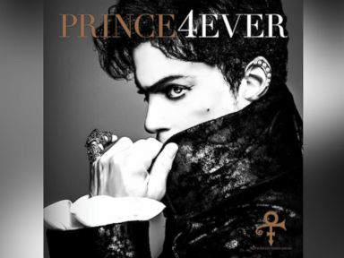 PHOTO: Prince 4Ever will be the first Prince recordings released since the singer passed away in April.