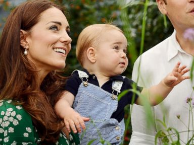 Photos: 16 Favorite Photos of Birthday Boy Prince George
