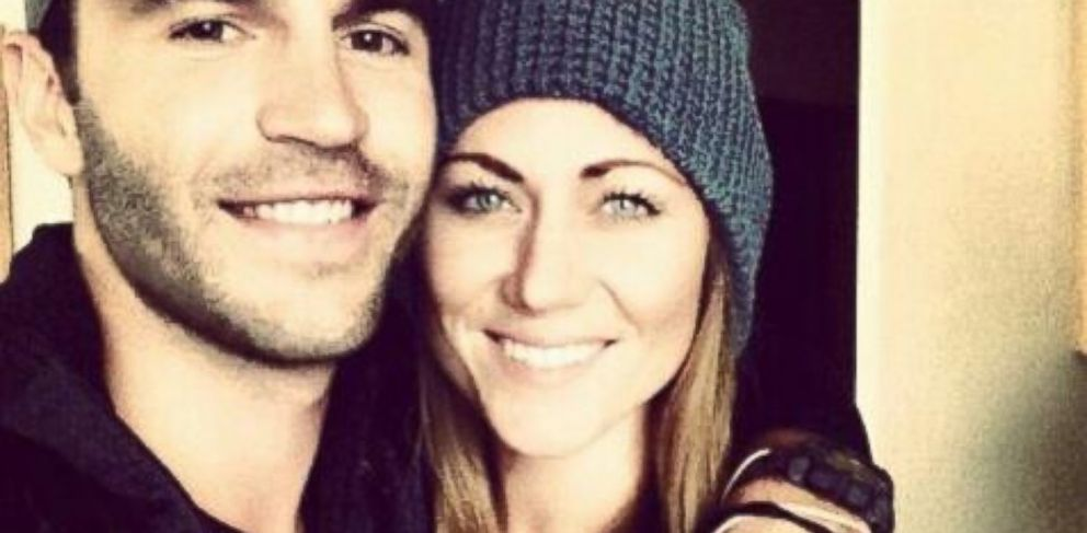 "PHOTO: Former ""The Bachelor"" contestant Renee Oteri posts a photo of herself wearing an engagement ring on Facebook."