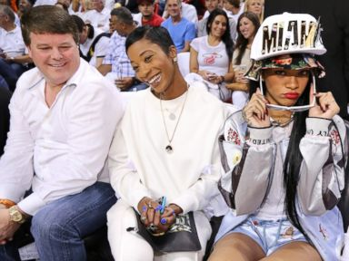 Photos: Rihanna Is White Hot in Miami