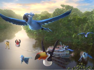 Movie Reviews: Should You See 'Rio 2' Or 'Draft Day'?