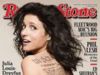 PHOTO: Julia Louis-Dreyfus Goes Nude for Rolling Stone