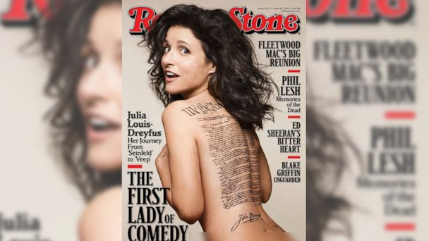 HT rolling stone cover size mar 140409 16x9 608 Instant Index: Error on Julia Louis Dreyfus Rolling Stone Cover