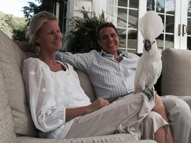 PHOTO: Sandra Lee posted this photo to her official Facebook page on May 25, 2015 with the caption, Home after a long week in the hospital, so happy to be in my own backyard. There is no place like home!
