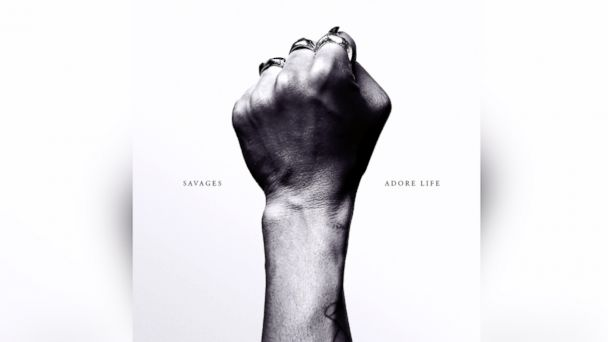 "PHOTO: Savages - ""Adore Life"""