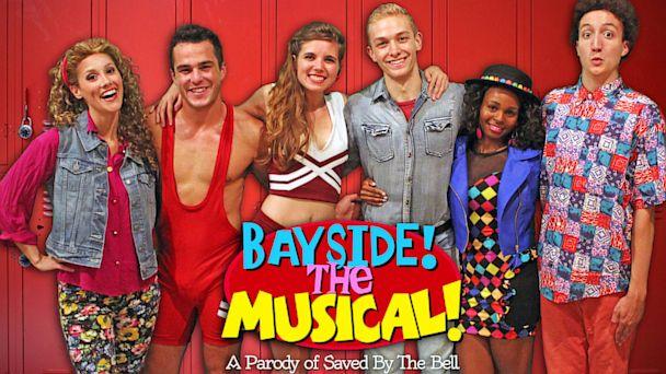 "PHOTO: Bayside! The Musical!"""