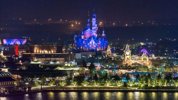 PHOTO: Shanghai Disney Resort