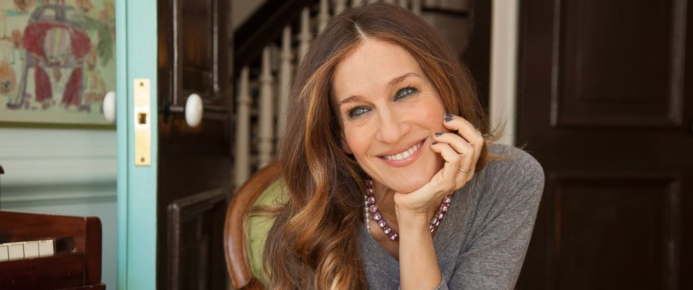 PHOTO: Sarah Jessica Parker invites Vogue magazine into her Manhattan home.