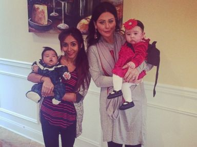 Snooki and Jwoww Show Off Their Adorable Babies