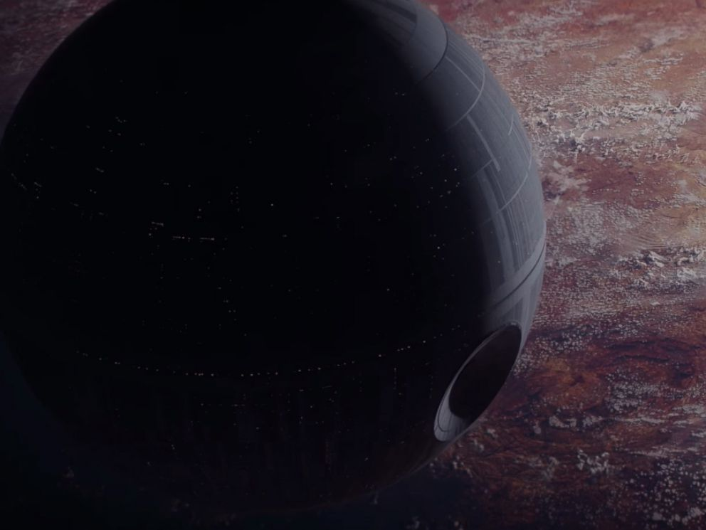 Rogue One Trailer Featuring Darth Vader Released