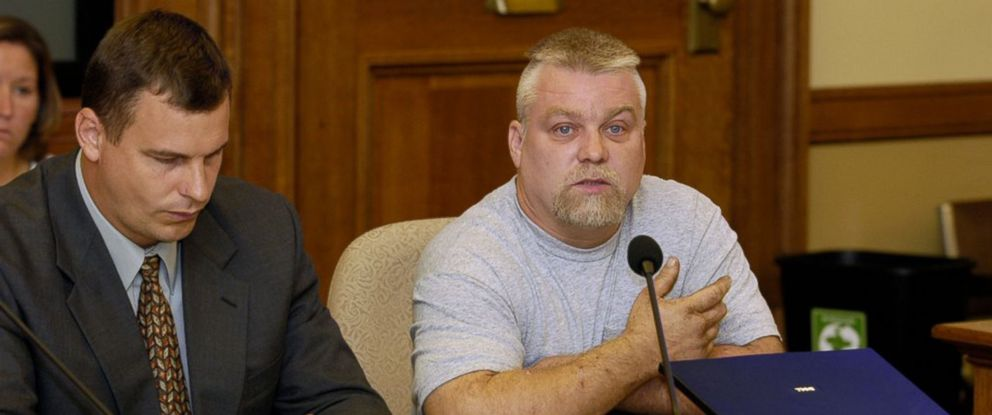 "PHOTO: Steven Avery in the Netflix original documentary series ""Making A Murderer""."