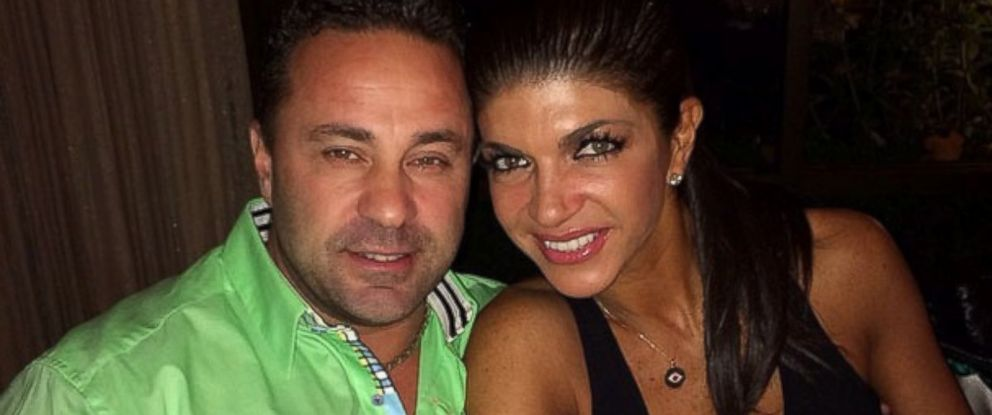 PHOTO: Theresa Giudice posted this photo of herself and her husband Joe to Instagram, Oct. 26, 2014