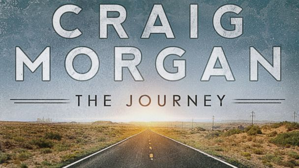 HT the journey cover sk 140101 16x9 608 Craig Morgan, Army Vet, on His Road to Country Music Stardom