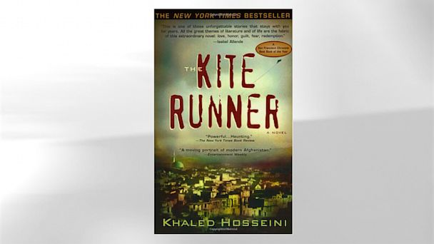 PHOTO: The Kite Runner, by Khaled Hosseini