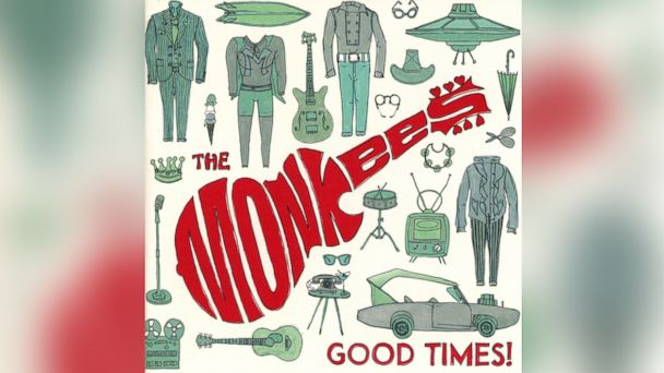"""PHOTO: The Monkees - """"Good Times!"""""""