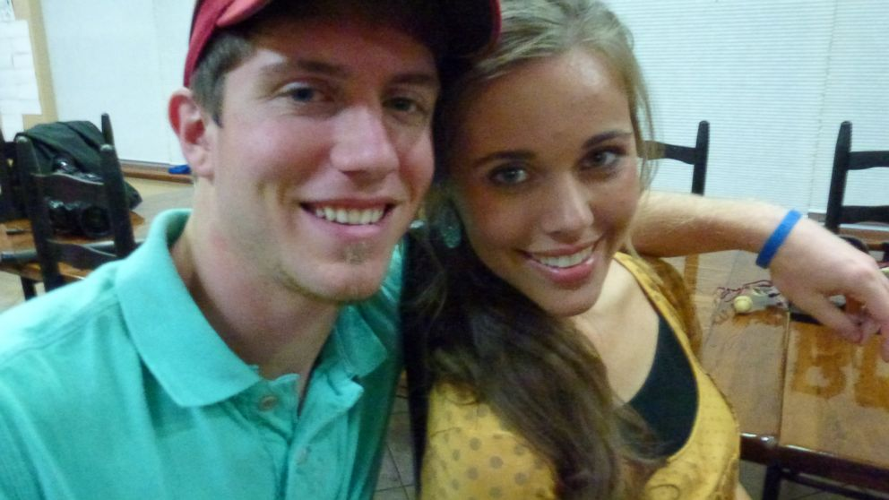PHOTO: Ben Seewald and Jessa Duggar are seen in this undated photo.