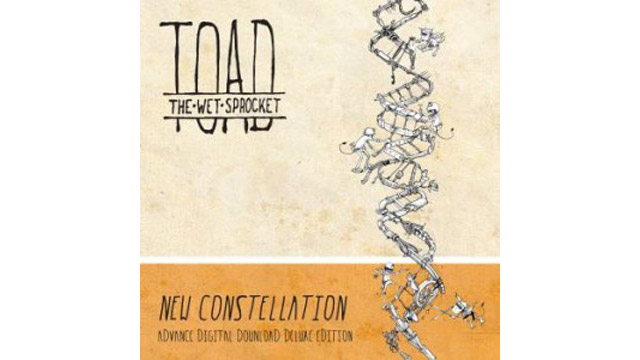 "PHOTO: Toad The Wet Sprocket's ""New Constellation"""