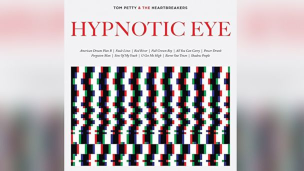 PHOTO: Tom Petty - Hypnotic Eye