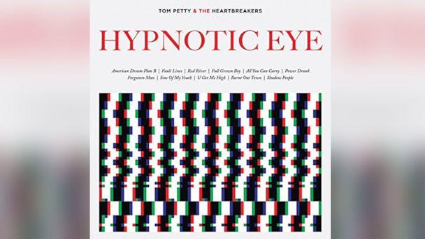 PHOTO: Tom Petty - Hypnotic Eye