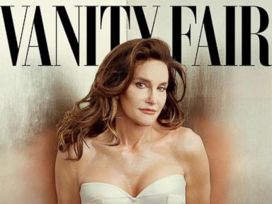 PHOTO: Caitlyn Jenner--formerly known as Bruce Jenner--on the cover of the July 2015 issue of Vanity Fair.