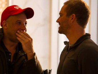 Vin Diesel On 'Uncomfortable' Filming Without Paul Walker