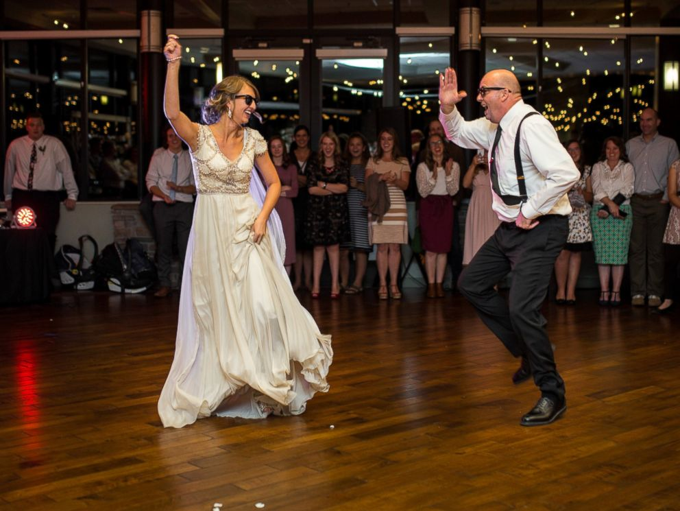 PHOTO Mikayla Phillips And Her Dad Nathan Ellison Performed A Choreographed Dance Mash
