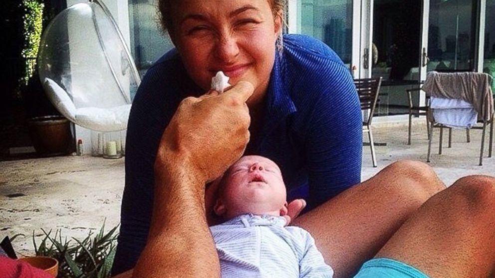 Wladimir Klitschko, Ha... Hayden Panettiere Baby