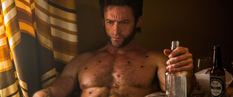 "PHOTO: Hugh Jackman as Logan in ""X-Men: Days of Future Past."""