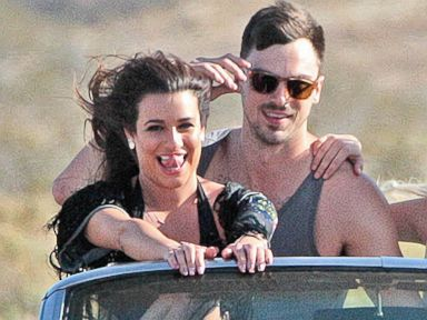 Meet Matthew Paetz, Lea Michele's Possible New Beau