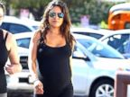 Mila Kunis Makes Her Way to Prenatal Yoga