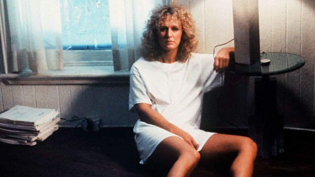 PHOTO: Glenn Close stars in the 1987 thriller, Fatal Attraction.