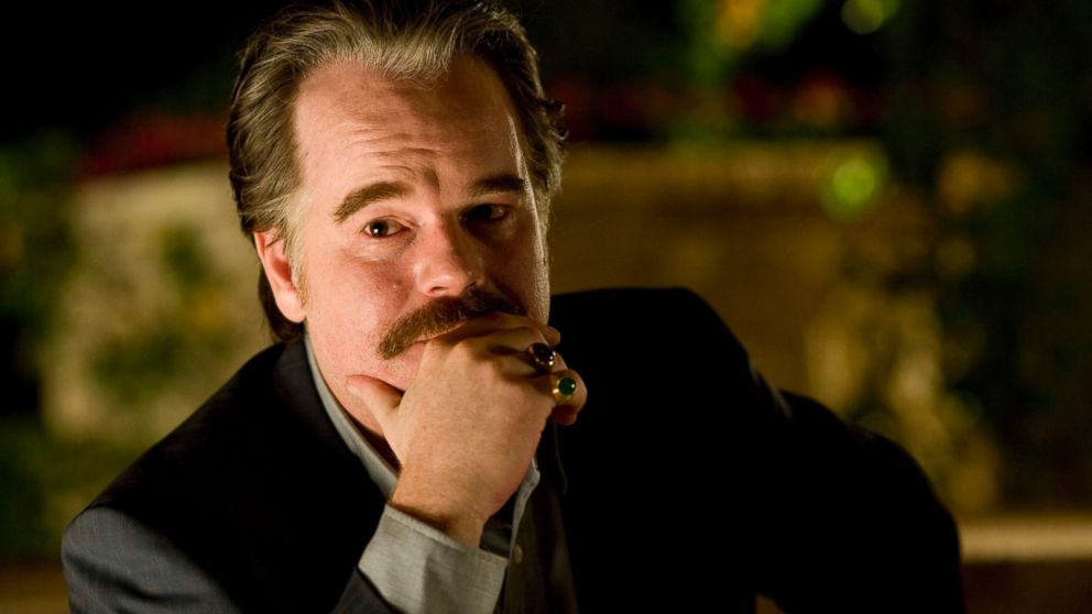 PHOTO: Philip Seymour Hoffman is shown in a still from Charlie Wilson's War.