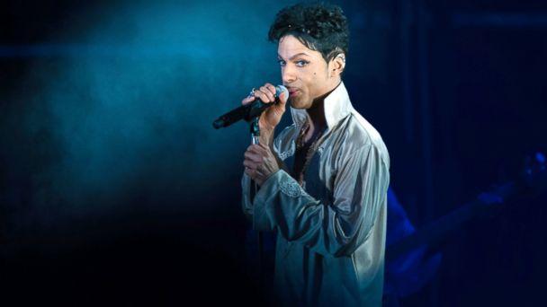 PHOTO: Prince, born Prince Rogers Nelson, headlines the Hop Farm Festival at Hop Farm, Paddock Wood, England, July 3, 2011.