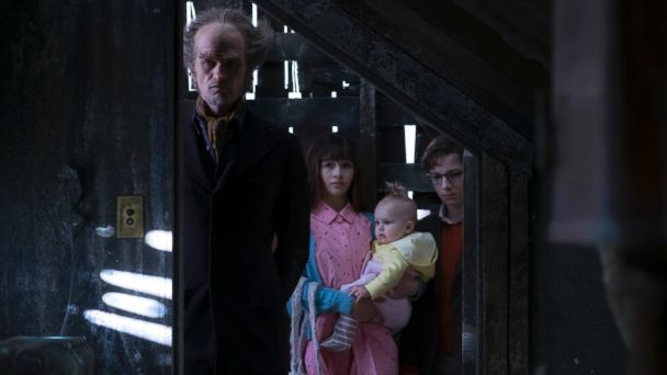 PHOTO: Neil Patrick Harris is pictured here in a still as Count Olaf from the Netflix series
