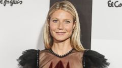 Gwyneth Paltrow Hits the Red Carpet in a Bold Dress