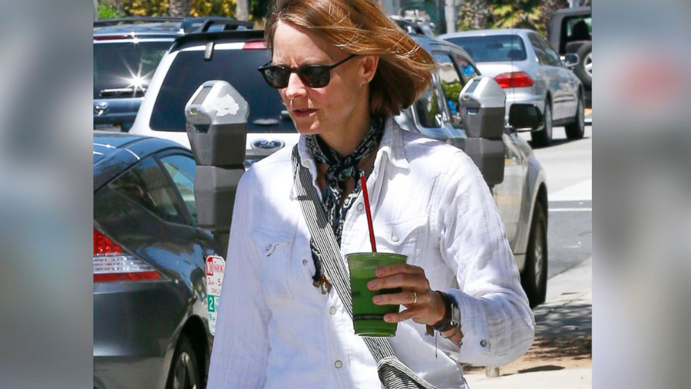PHOTO: Jodie Foster is pictured in Santa Monica, Calif. on April 24, 2014.