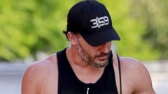 Joe Manganiello Gets Buff for Magic Mike 2