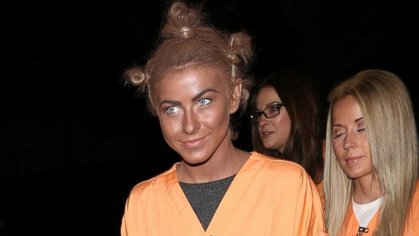 PCN julianne hough halloween lpl 131026 16x9 608 Really? Who Doesnt Know Blackface Is Not Cool?