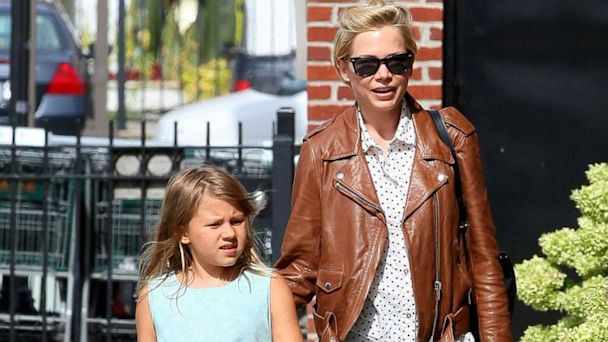 PCN michelle williams jef 131008 16x9 608 Michelle Williams Takes Daughter to Visit Dawsons Creek Set