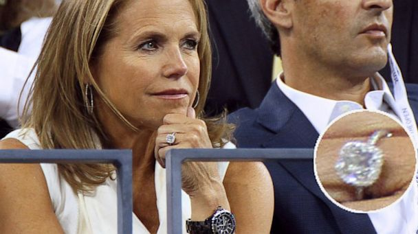 PS katie couric nt 130905 16x9 608 See Katie Courics Impressive Engagement Ring