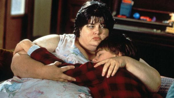 PHOTO: Darlene Cates and Leonardo Dicaprio in the film,