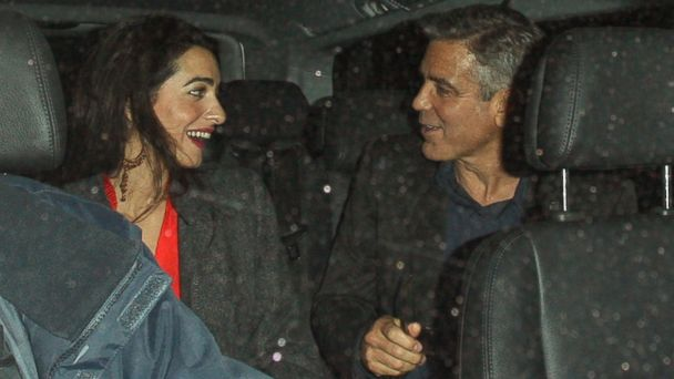 REX  george clooney mar 1400225 16x9 608 Does George Clooney Have New Lady?