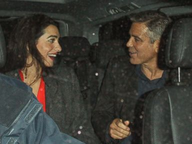 George Clooney Used Code to Make A Romantic Dinner Reservation