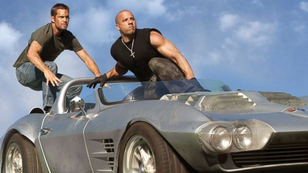 REX paul walker fast furious vin diesel sk 131204 16x9 608 Fast & Furious 7 Production Shutdown Following Paul Walkers Death