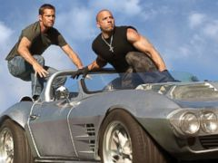 PHOTO: Paul Walker and Vin Diesel in Fast & Furious 5.